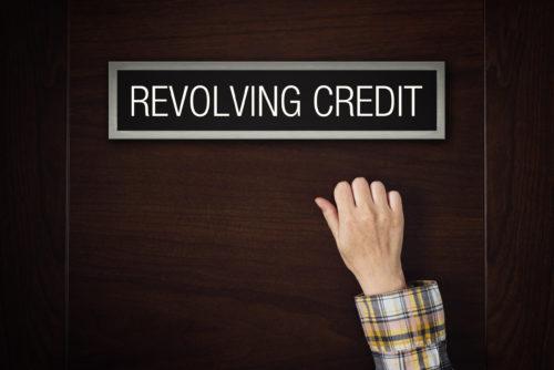 Credit-revolving