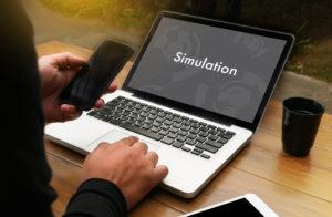 Simulation-simulateur