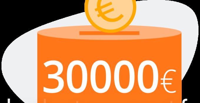 30000 euros