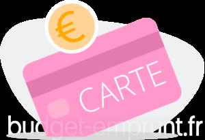 carte budget emprunt